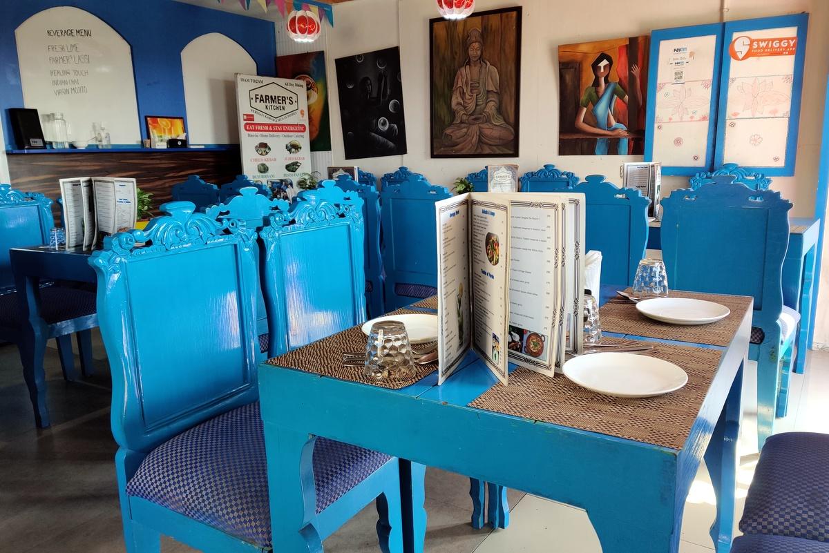 Gurgaon Foodie: Honest restaurant